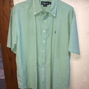 Polo Ralph Lauren Short Sleeve Button Down